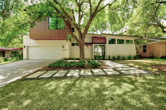 2903 Oakhaven Dr, Austin, TX 78704 (#9705298) :: The Perry Henderson Group at Berkshire Hathaway Texas Realty