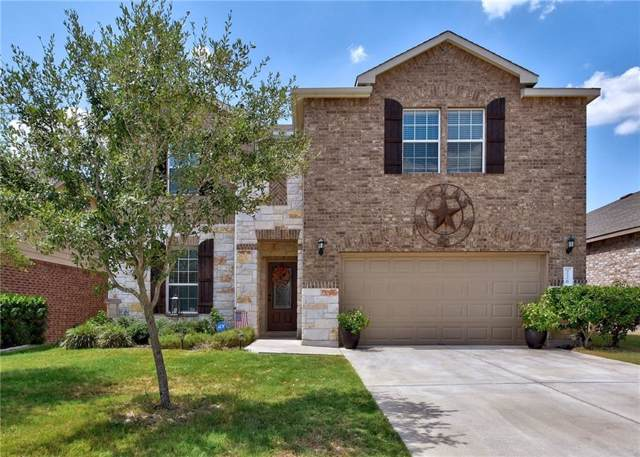 226 Carrington Dr, Buda, TX 78610 (#9720990) :: Kourtnie Bertram | RE/MAX River Cities
