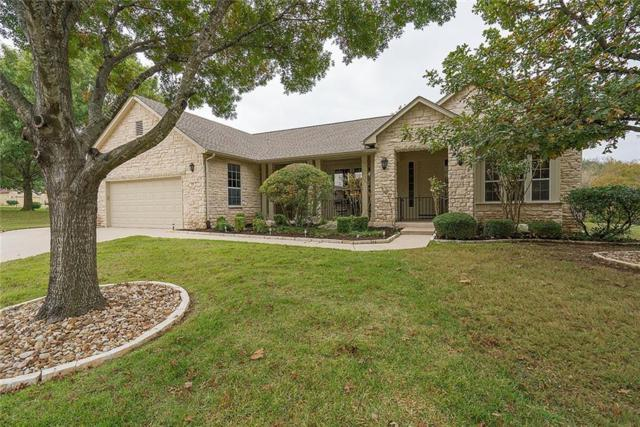 105 Morning Glory Cir, Georgetown, TX 78633 (#9721383) :: The Perry Henderson Group at Berkshire Hathaway Texas Realty