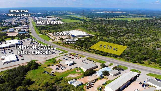 3350 N Us 281 Highway, Marble Falls, TX 78654 (#9722005) :: The Perry Henderson Group at Berkshire Hathaway Texas Realty