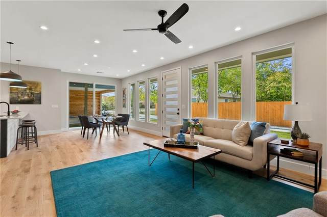 1902 Justin Ln A, Austin, TX 78757 (#9743740) :: Lauren McCoy with David Brodsky Properties