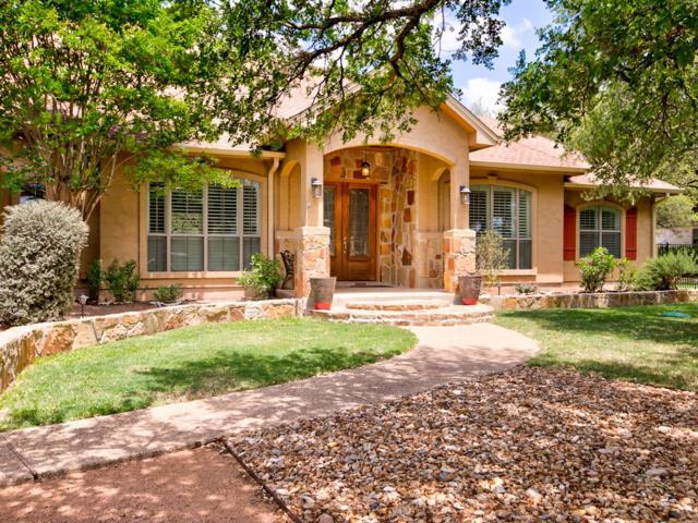 901 Highland Spring Ln, Georgetown, TX 78633 (#9749746) :: Van Poole Properties Group