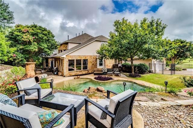 15406 Dave Dr, Lakeway, TX 78734 (#9749797) :: Papasan Real Estate Team @ Keller Williams Realty