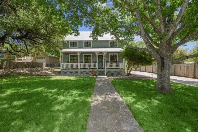 207 S Cherry St, Fredericksburg, TX 78624 (#9757702) :: Forte Properties