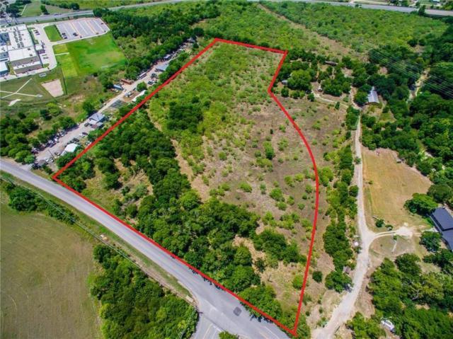 9110 Bluff Springs Rd (Com), Austin, TX 78744 (#9777912) :: RE/MAX Capital City