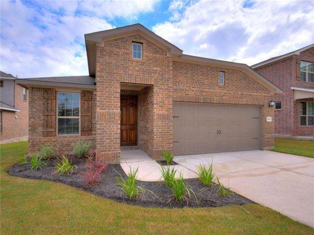 2452 Hat Bender Loop, Round Rock, TX 78664 (#9798590) :: Papasan Real Estate Team @ Keller Williams Realty