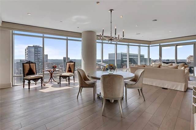 200 Congress Ave 34M, Austin, TX 78701 (#9802118) :: Papasan Real Estate Team @ Keller Williams Realty