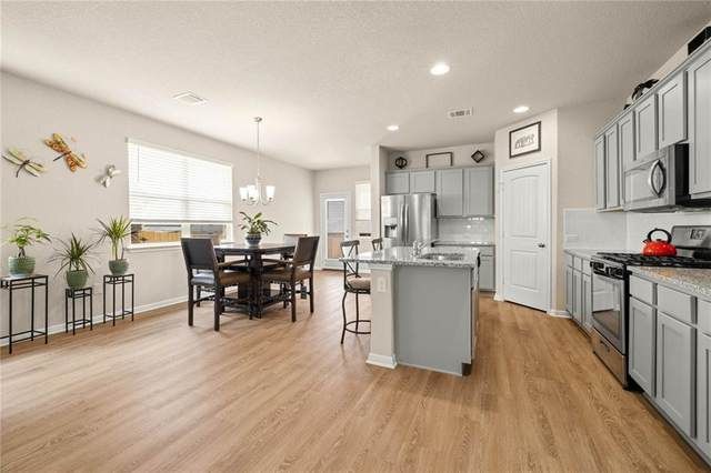 509 Dubina Ave, Georgetown, TX 78626 (#9817605) :: Resident Realty