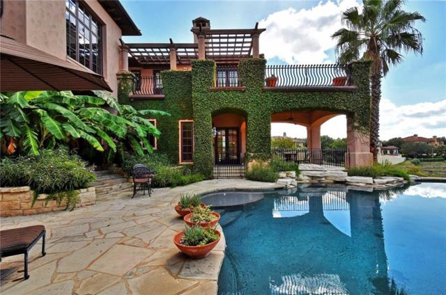 203 Bella Riva Dr, Austin, TX 78734 (#9829792) :: Papasan Real Estate Team @ Keller Williams Realty