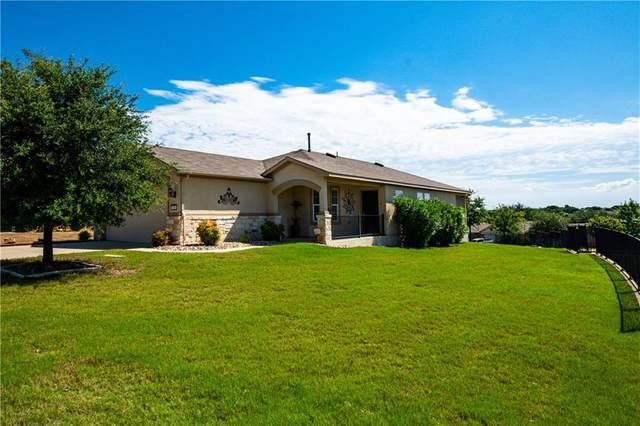 100 Kickapoo Creek Ln, Georgetown, TX 78633 (#9860799) :: 12 Points Group
