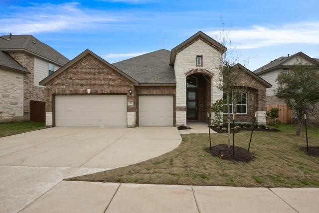 201 Potts St, Georgetown, TX 78628 (#9870892) :: Papasan Real Estate Team @ Keller Williams Realty