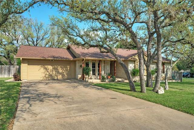 101 Turtle Bend, Georgetown, TX 78628 (#9873011) :: The Heyl Group at Keller Williams