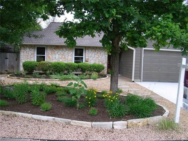 7803 Woodcroft Dr, Austin, TX 78749 (#9877158) :: Papasan Real Estate Team @ Keller Williams Realty