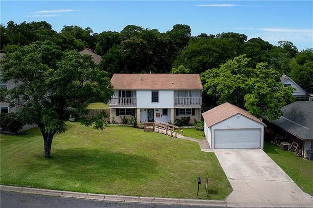 6104 Reicher Dr, Austin, TX 78723 (#9880500) :: Realty Executives - Town & Country