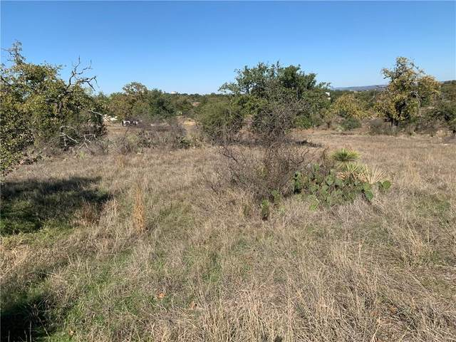 Lot W1001 Bay West Blvd, Horseshoe Bay, TX 78657 (#9884868) :: Lucido Global