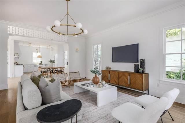 1146 1/2 Northwestern Ave, Austin, TX 78702 (#9890098) :: Papasan Real Estate Team @ Keller Williams Realty