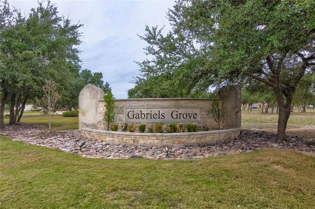 101 Gabriel Woods Dr, Georgetown, TX 78633 (#9891394) :: The Summers Group