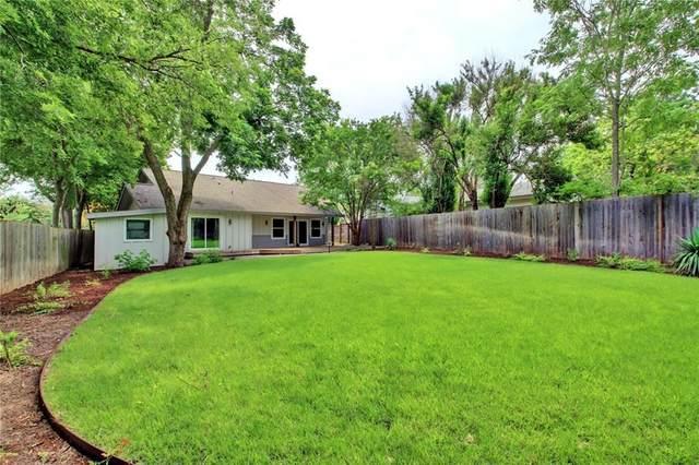 1708 Ullrich Ave, Austin, TX 78756 (#9900892) :: Papasan Real Estate Team @ Keller Williams Realty