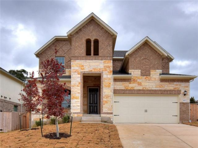 4513 Trinity Woods St, Leander, TX 78641 (#9908871) :: The Gregory Group