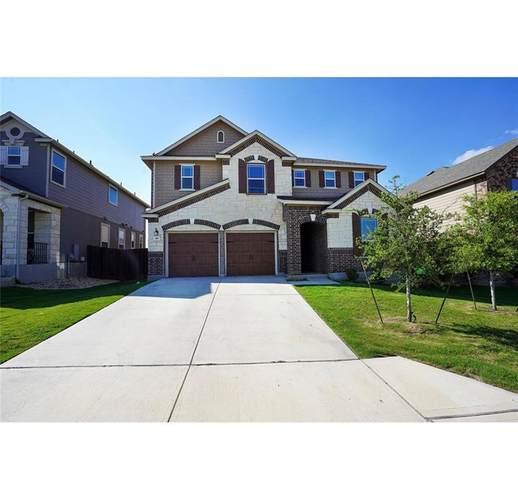 310 White River Dr, Georgetown, TX 78626 (#9913540) :: Papasan Real Estate Team @ Keller Williams Realty
