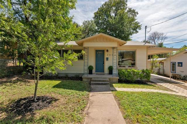 2603 Oaklawn Ave, Austin, TX 78722 (#9913834) :: Front Real Estate Co.