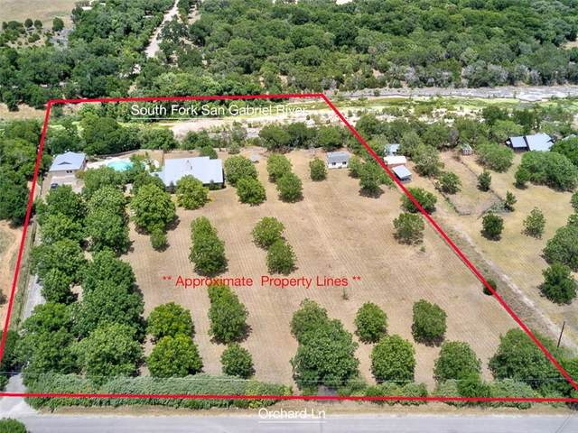 1411 Orchard Dr, Leander, TX 78641 (#9948376) :: Watters International