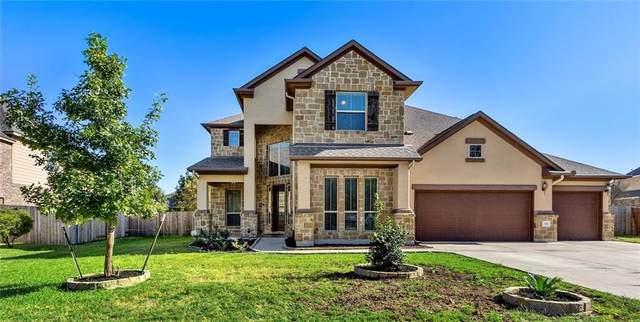 302 N Frontier Ln, Cedar Park, TX 78613 (#9960442) :: Papasan Real Estate Team @ Keller Williams Realty