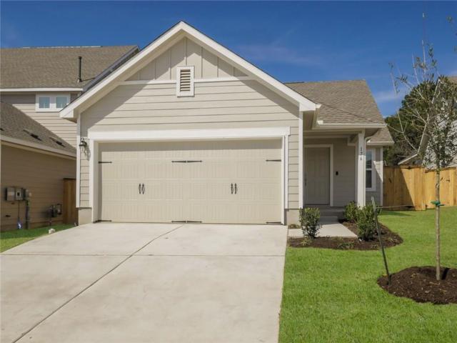 176 Red Buckeye Loop, Liberty Hill, TX 78642 (#9969832) :: Magnolia Realty