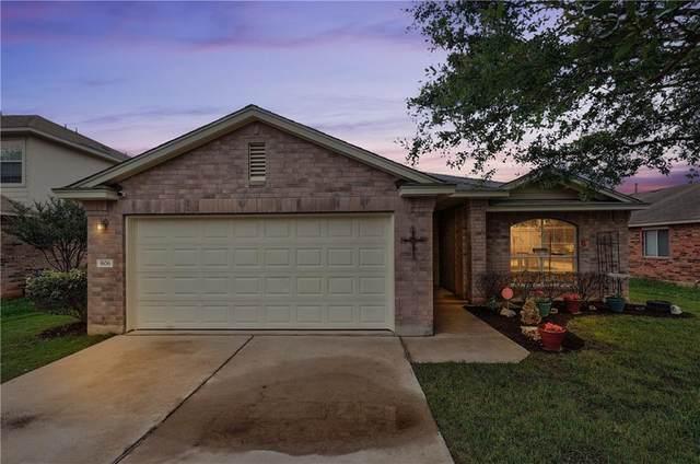 906 Remington Dr, Leander, TX 78641 (#9970262) :: Papasan Real Estate Team @ Keller Williams Realty