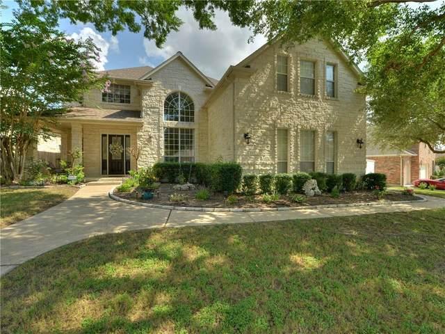 1006 Fazio Cv, Round Rock, TX 78664 (#9972174) :: Papasan Real Estate Team @ Keller Williams Realty