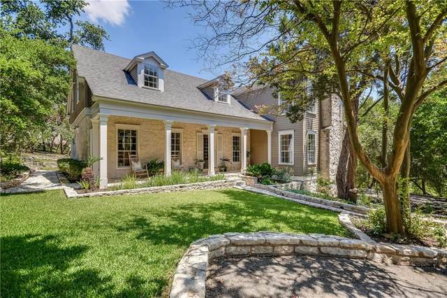 1000 Live Oak Cir, Austin, TX 78746 (#9973248) :: Green City Realty