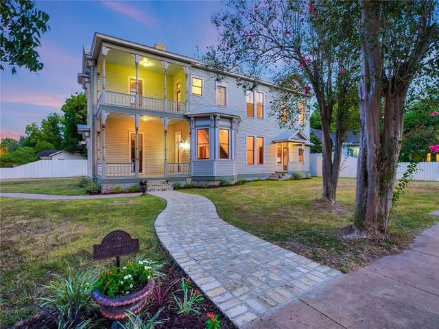 722 Saint Francis St, Gonzales, TX 78629 (#9980496) :: First Texas Brokerage Company