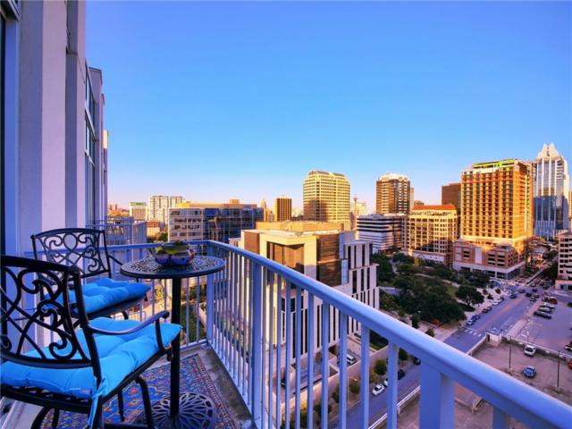360 Nueces St #1613, Austin, TX 78701 (#9982561) :: Amanda Ponce Real Estate Team