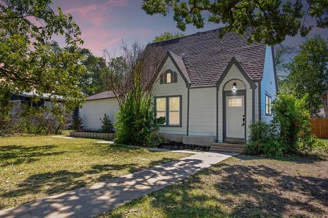 1204 E 13th St, Georgetown, TX 78626 (#1074795) :: Papasan Real Estate Team @ Keller Williams Realty