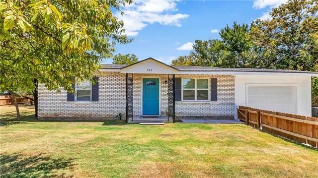 307 N Hackberry St, Lampasas, TX 76550 (MLS #1202485) :: Vista Real Estate