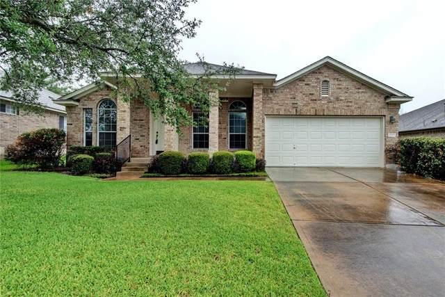 10908 N Canoa Hills Trl, Austin, TX 78717 (#1203913) :: Papasan Real Estate Team @ Keller Williams Realty