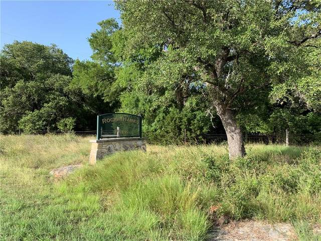 1232 Creek Rd, Dripping Springs, TX 78620 (#1234138) :: First Texas Brokerage Company