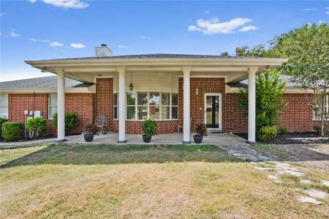 1 Valley Trl, Round Rock, TX 78664 (#1337726) :: The Perry Henderson Group at Berkshire Hathaway Texas Realty