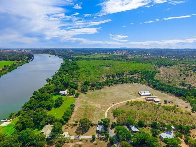 3600 Lakeview Dr, Cottonwood Shores, TX 78657 (MLS #1349777) :: Brautigan Realty