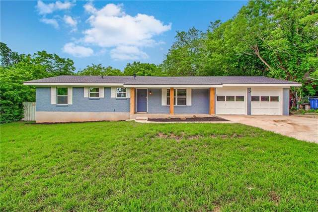 105 E Caddo St, Austin, TX 78753 (#1354630) :: Papasan Real Estate Team @ Keller Williams Realty