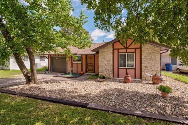 6803 Meadow Cir, Austin, TX 78745 (#1381741) :: Papasan Real Estate Team @ Keller Williams Realty