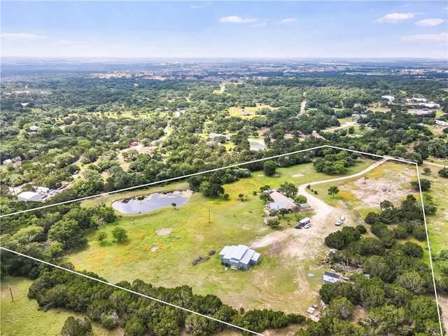 4303 Oak Creek Rd, Leander, TX 78641 (#1392293) :: Papasan Real Estate Team @ Keller Williams Realty