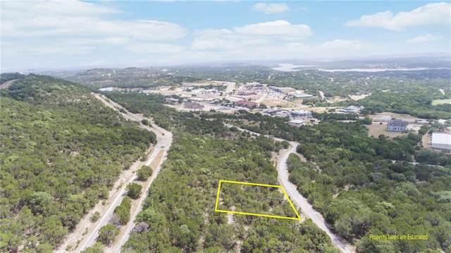 8107 Aztec Trl, Lago Vista, TX 78645 (#1396194) :: The Perry Henderson Group at Berkshire Hathaway Texas Realty