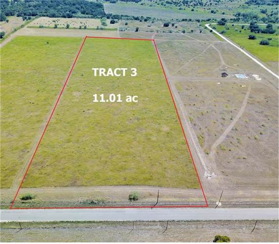 2483 County Road 219, Florence, TX 76527 (#1407833) :: The Perry Henderson Group at Berkshire Hathaway Texas Realty