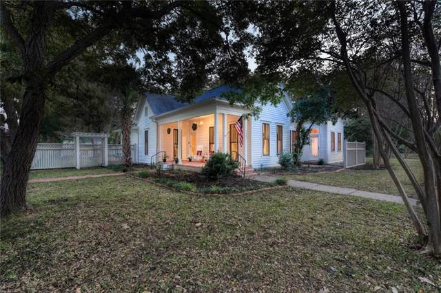 1301 W Lake Dr, Taylor, TX 76574 (#1407853) :: The Perry Henderson Group at Berkshire Hathaway Texas Realty