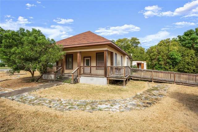 102 S 3rd St, Pflugerville, TX 78660 (#1464779) :: RE/MAX Capital City
