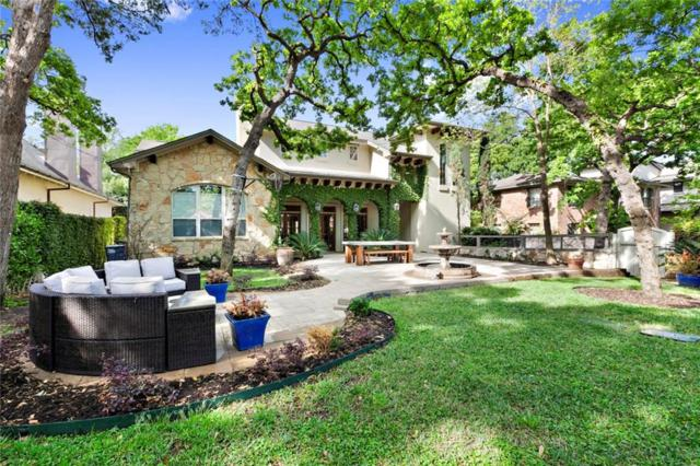 2407 Enfield Rd A, Austin, TX 78703 (#1469717) :: The Perry Henderson Group at Berkshire Hathaway Texas Realty