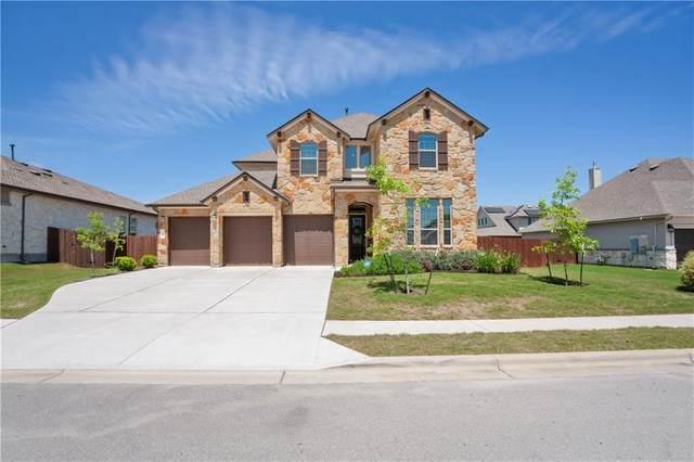 205 Summer Park Bnd, Cedar Park, TX 78613 (#1485574) :: Zina & Co. Real Estate