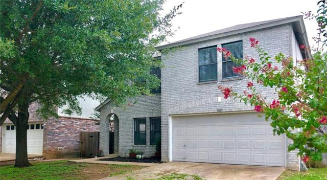 2605 Byfield Dr, Cedar Park, TX 78613 (#1499026) :: The Heyl Group at Keller Williams