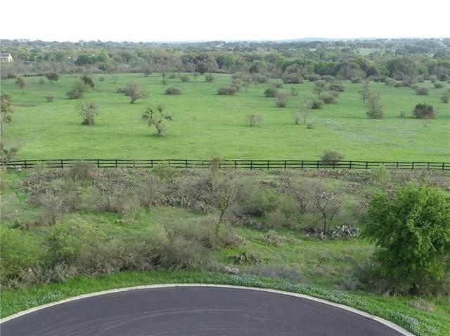 Lot 86 Morning Star Ct, Horseshoe Bay, TX 78657 (MLS #1528045) :: Green Residential